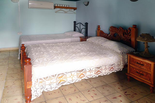 Hostel San Ignacio, this is the main bedroom