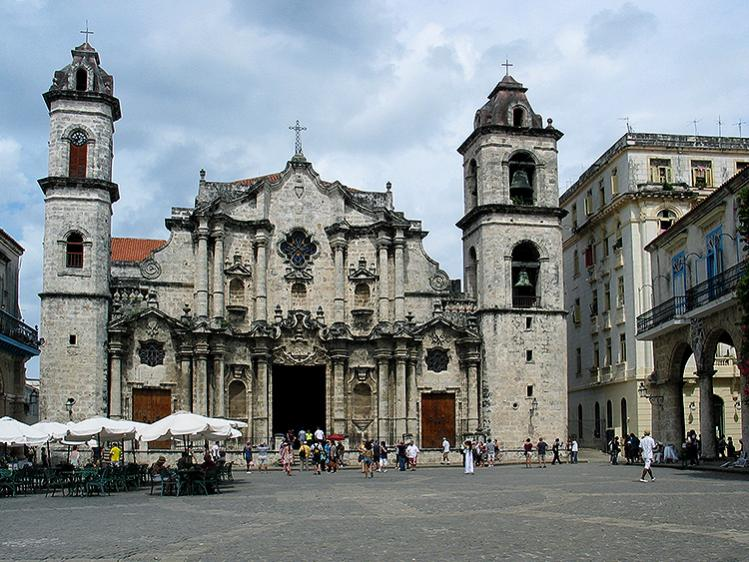 The most important religious building on the island, with hundreds of years of history and must-see for those who arrive in Havana Vieja.