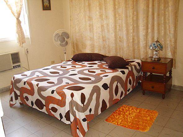 Casa Lisette y Orlando offer a two bedroom apartment for rent in the Old Havana