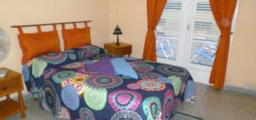 Apartment Yoe, located in the heart of the Old Havana