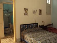 Apartment Vista-Habana, one bedroom with bathroom