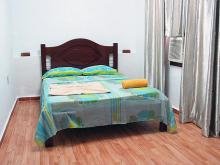 Casa María Eugenia y Javier, the bedroom